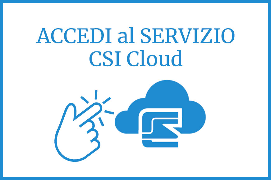 IMG Pulsante CSI Cloud