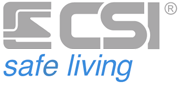 Logo CSI Safe Living